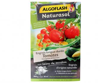 Engrais longue durée, Tomates, Courgettes, Poivrons (800g)