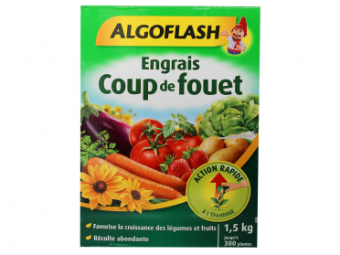 Engrais Coup de Fouet (1,5Kg)