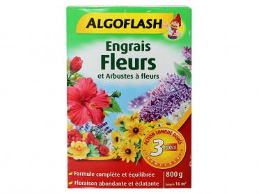 Engrais Fleurs et Arbustes à Fleurs (800g)