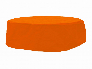 Housse de protection table ovale 180 x 100 cm