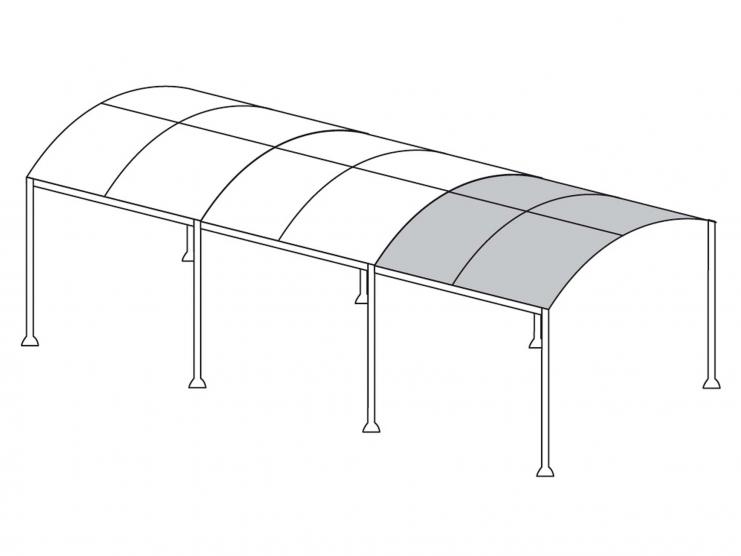 Extension 2 m x 3 m