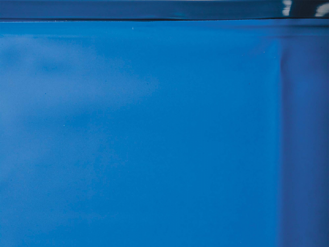 Liner pour piscine acier hors sol ovale h 1 20 m for Remplacement liner par resine piscine
