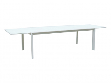 Table FIRENZE blanc