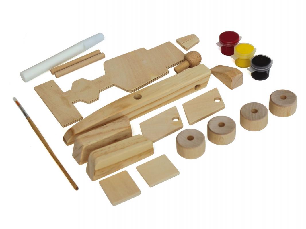 Voiture de f1 construire maquette voiture en bois for Voiture a construire
