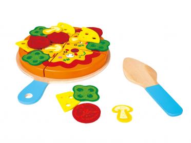 Mon set à pizza - accessoires pour dinette