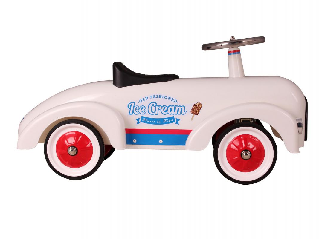 petit bolide marchand de glace porteur voiture pour enfant. Black Bedroom Furniture Sets. Home Design Ideas