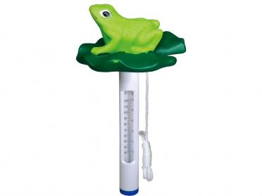 Thermomètre figurine 23 cm avec ficelle