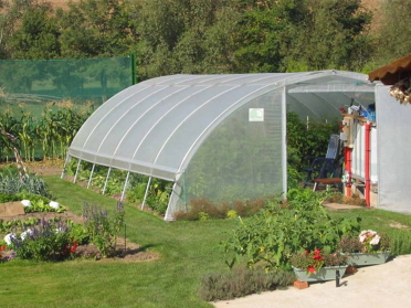 Le jardinage de grande largeur !