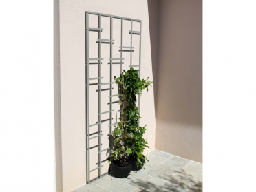 treillage jany trompe l 39 oeil balcon 0 72 m x 1 80 m. Black Bedroom Furniture Sets. Home Design Ideas