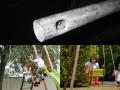 Un goût de liberté !Tubes des vis-à-vis et balancelles en acier galvanisé garanti anti-corrosion pour une sécurité totale