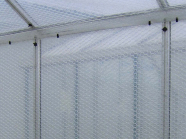 Kit isolation pour serres EURO PLUS largeur 6,04 m