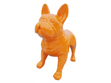 Bouledogue français XL orange