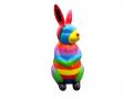Lapin S multicolore