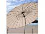 Parasol inclinable SHANGHAI