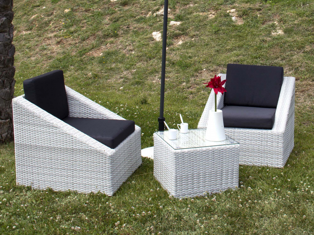 set balcon club oceane. Black Bedroom Furniture Sets. Home Design Ideas
