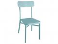 Chaise MICA coloris bleu