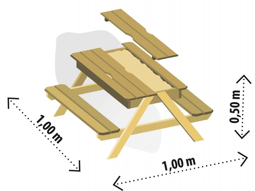 table sable soulet. Black Bedroom Furniture Sets. Home Design Ideas