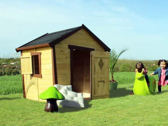 maisonnette bois pauline soulet. Black Bedroom Furniture Sets. Home Design Ideas
