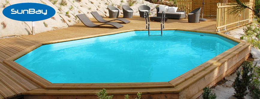 Notre guide conseil choix et installation d 39 une piscine bois for Piscine sunbay bois