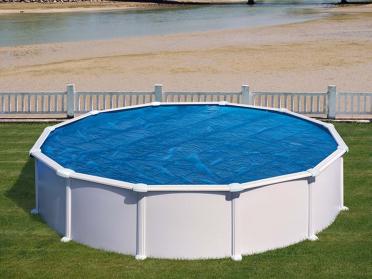 Bâche été pour piscine ronde