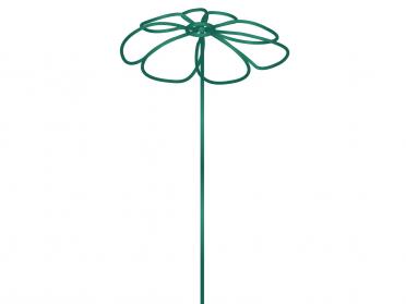 Tuteur parapluie à pétales vert