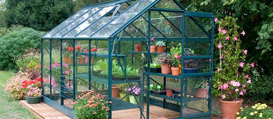 Serre de jardin - Serre Loisir - jardimagine